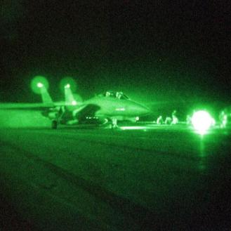 Night Vision Carrier Ops