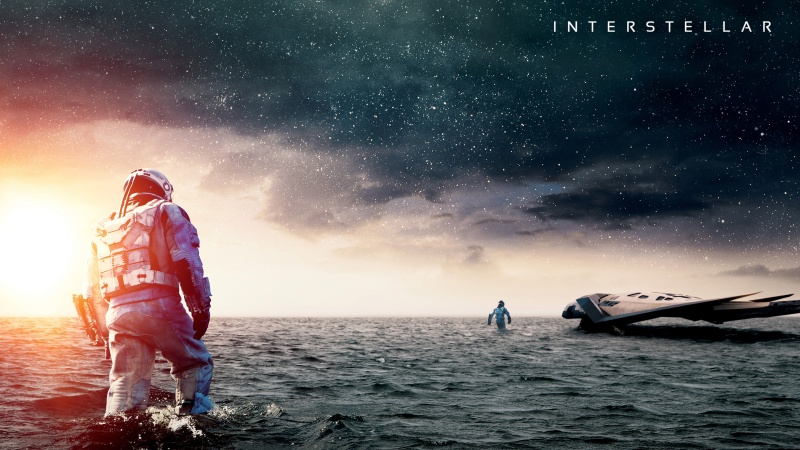 Faster, Funnier Movie Review: INTERSTELLAR